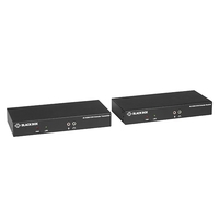 KVXLCHF-100: Extender Kit, (1) HDMI w/ local access, USB 2.0, RS-232, Audio, 10km, Mode dep. on SFP