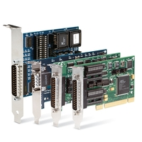 Multiportocol PCI Card LP