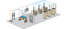 Hardened Managed Modular Switch
